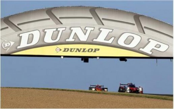 WEC and ELMS - Intensive tests before the start of the season for Dunlop