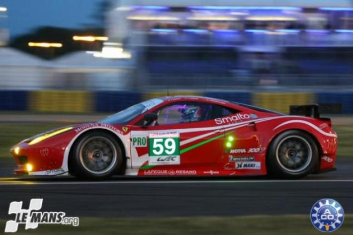 Qualifications Lm Gte Pro Luxury Racing Confirms Performance Ac