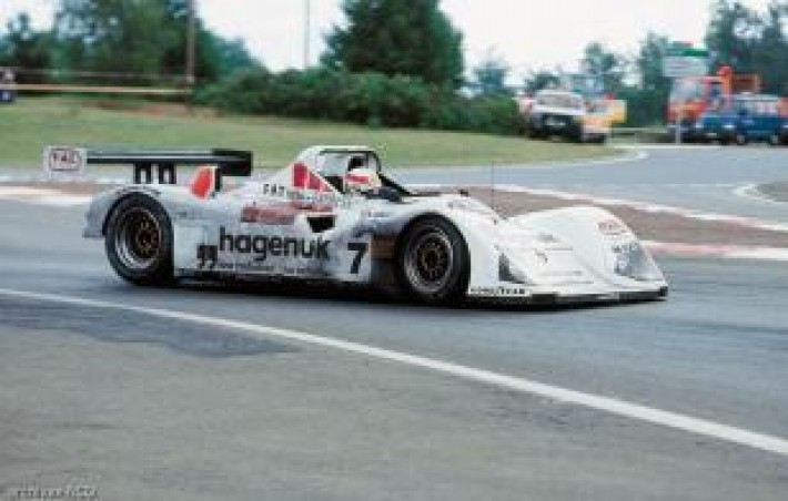 The incredible transformation of the XJR-14 chassis to 24 ...