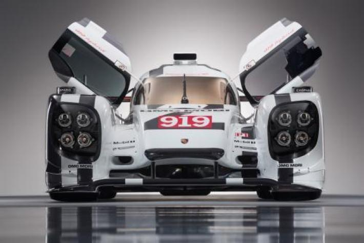 Porsche 919 Hybrid: a look at the team