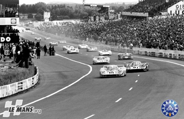 18 April 1971 : double record for the Porsche 917