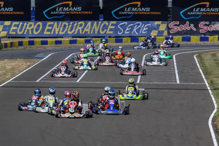 2016 24 Heures Karting - An evolution-packed event!