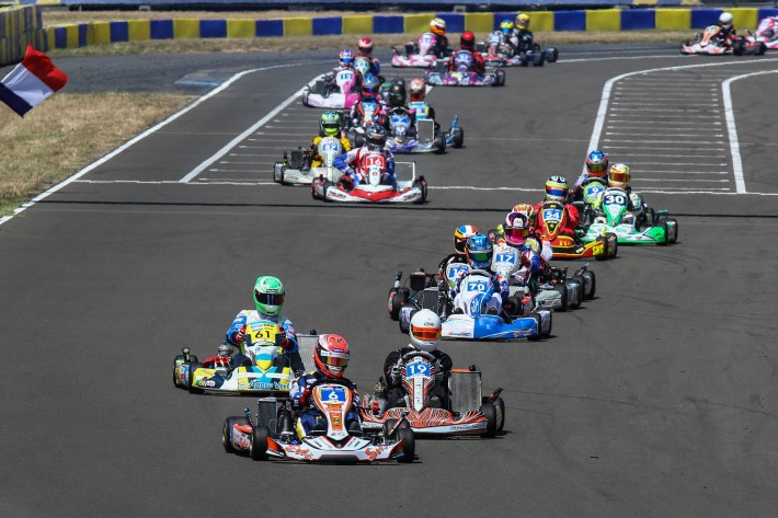 24 Heures Karting - An entry with good surprises!