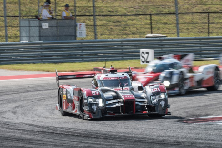 WEC - New pole position for Audi