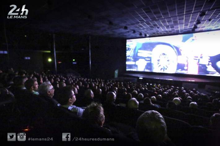 mega cgr la carte The 2016 Le Mans 24 Hours in the cinema and in live streaming on myACO