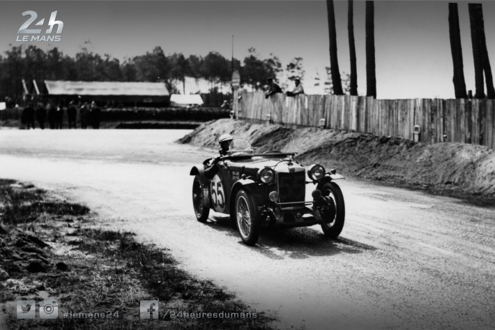 Today's Photo Story – Ten women in the 1935 24 Hours of Le Mans line-up