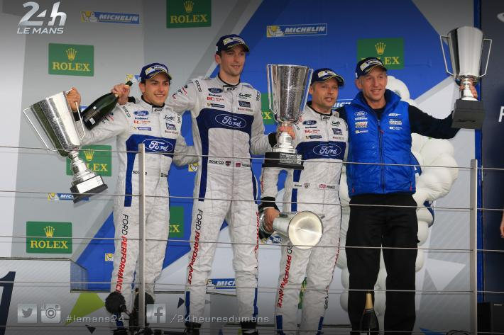 "Pipo Derani (Ford): ""Who understands the 24 Hours of Le Mans better than Ford?"""