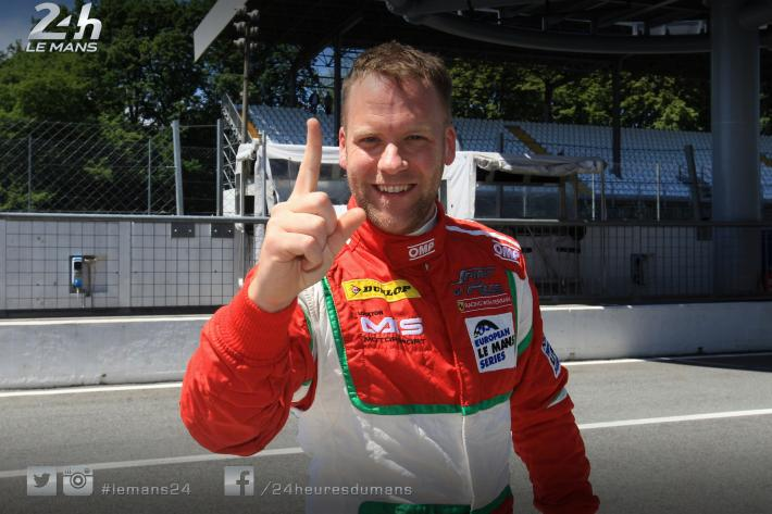 Matthew Griffin (Ferrari): We're aiming for the LM GTE Am podium