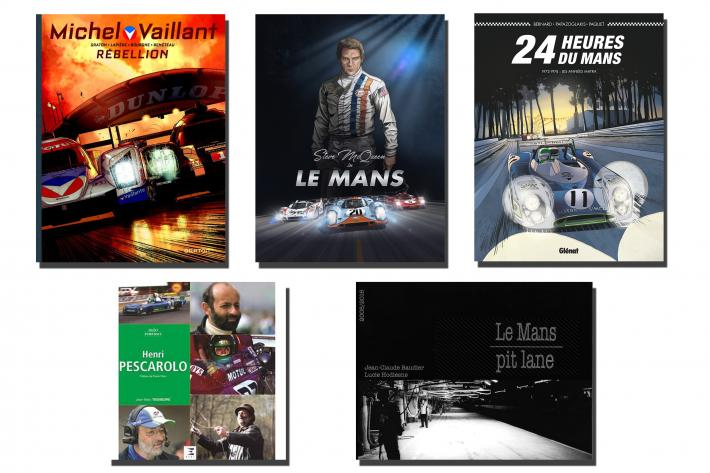 24 Hours of Le Mans – Book-signing sessions abound!