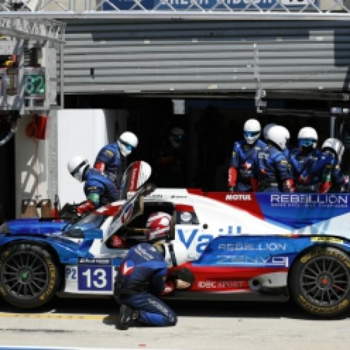 24 Hours of Le Mans - The manufacturers' after-sales service