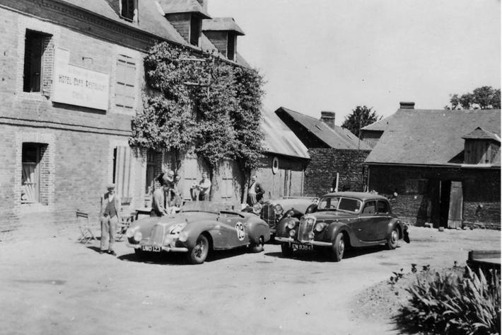 The remarkable story of an Aston Martin DB1 from the 1949 24 Hours of Le Mans