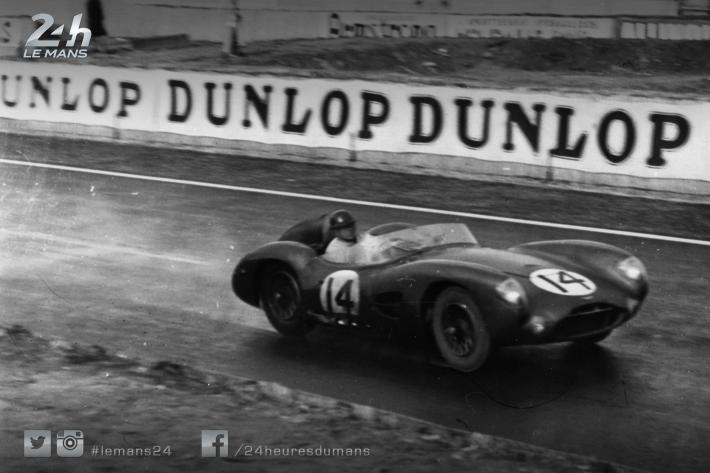An Aston Martin DBR1 from the 1956 24 Hours of Le Mans may exceed all expectations