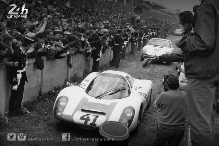 1967: Le Mans 24 Hours and the F1 Grand Prix (2) - five drivers who competed in both