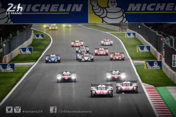 WEC - Bernhard, Bamber and Hartley (Porsche) take hat-trick win in Mexico