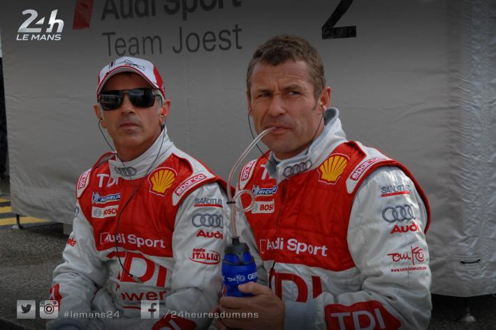 As many as 26 wins at the 24 Hours of Le Mans for Audi's Race of Legends