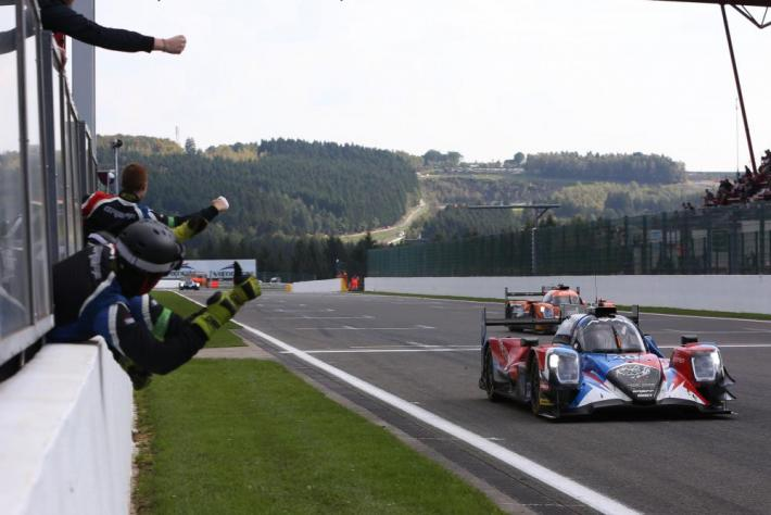 ELMS - 4 Hours of Spa-Francorchamps : Graff Wins Spa Thriller