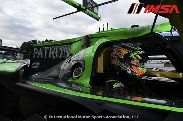 IMSA - After Le Mans in June, Brendon Hartley claimed the victory at Petit Le Mans