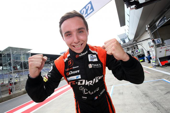 """Léo Roussel (Oreca): """"It hasn't sunk in yet that we are the ELMS champions."""""""