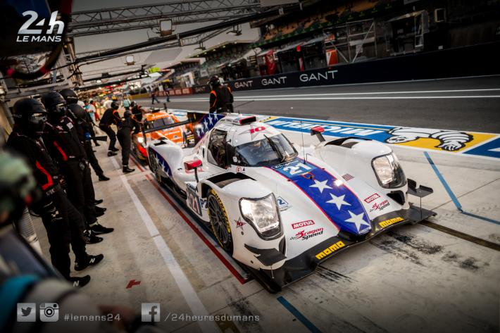 WEC - Dragon Speed is thinking of going to LM P1 for FIA WEC Super Season