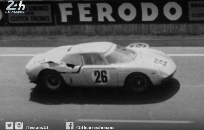 Ferrari pioneers 1949-1965 (3) - Jacques Swaters, a Belgian ally