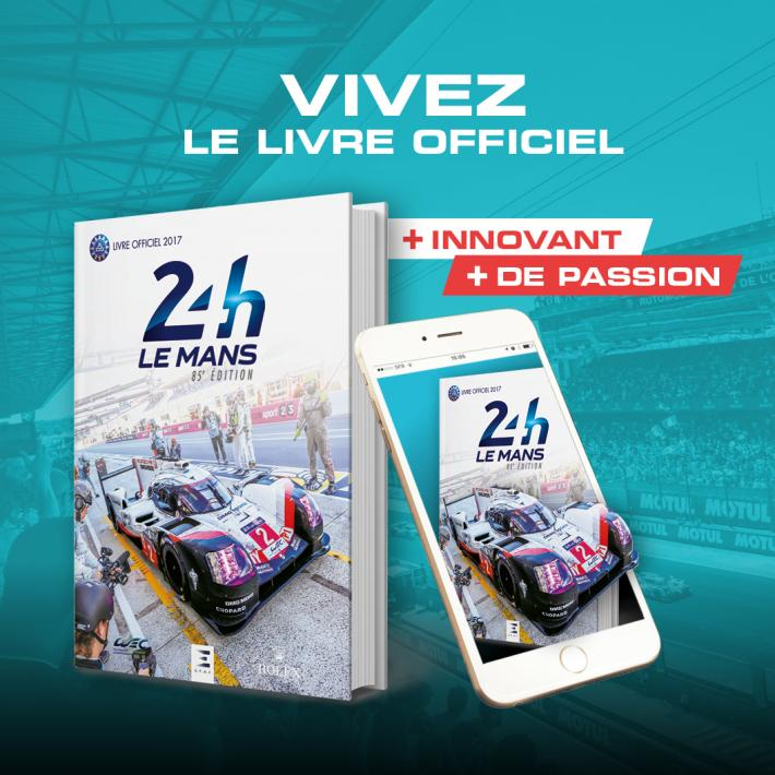 The 2017 Le Mans Annual goes high-tech!