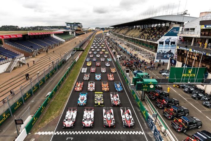2018 Le Mans 24 Hours - Entries open on 18th December