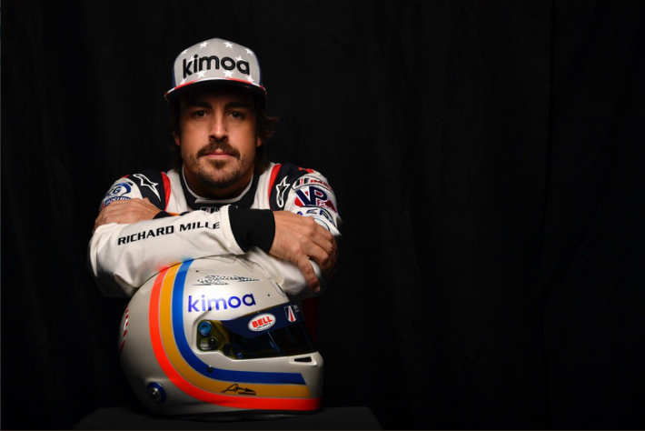 Fernando Alonso talks the 24 Hours of Le Mans