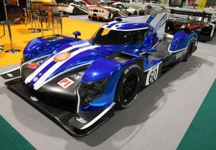 24 Hours of Le Mans - Ginetta unveils its LMP1 in Birmingham