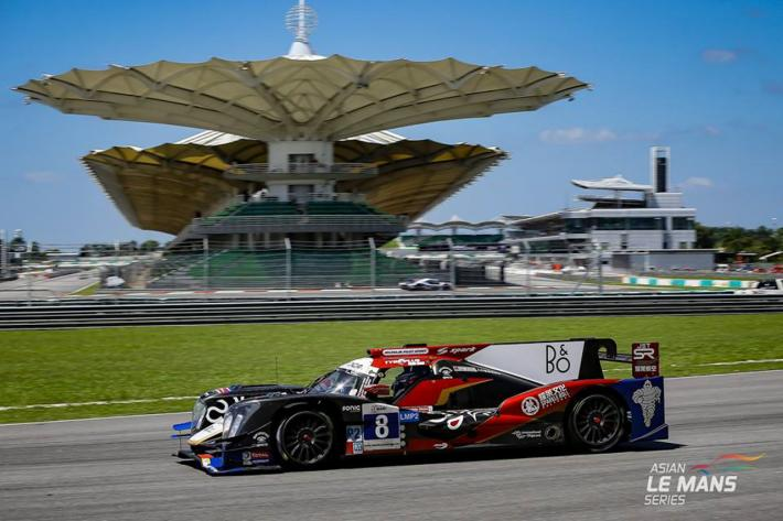 Asian LMS - A one-two for the Jackie Chan DC Racing x Jota Sport team at Sepang
