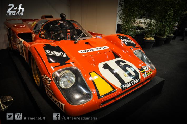 The 24 Hours of Le Mans in the spotlight at Rétromobile (2/2)