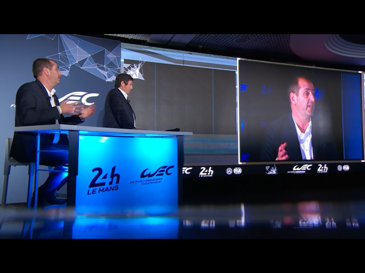 24 Hours of Le Mans- Vincent Beaumesnil, Racing Director of the Automobile Club de l'Ouest