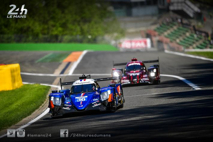 Total 6 Hours of Spa-Francorchamps qualifying session highlights (video)