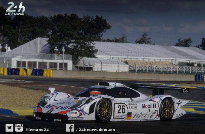 16 fun facts about the Porsche 911 at the 24 Hours of Le Mans (2)