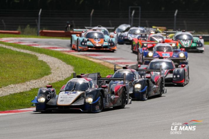 A 2018-2019 season full of promise for the Asian Le Mans Series