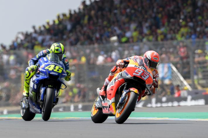 Un record d'affluence pour le Grand Prix de France Moto