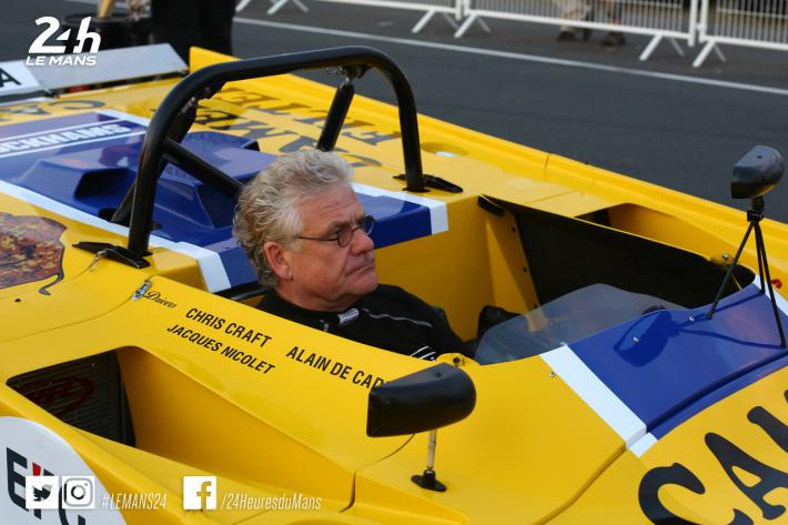 Jacques Nicolet: Le Mans and the Le Mans Classic...different feel, same fun