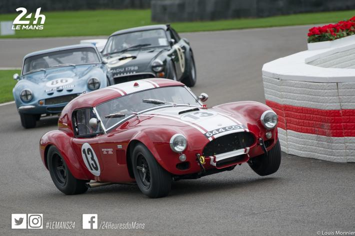 The 2018 Goodwood Revival Draws Several 24 Hours Of Le Mans