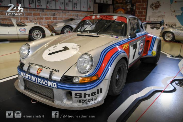 Porsche at the 24 Hours of Le Mans: an exhibition celebrates 70 glorious years