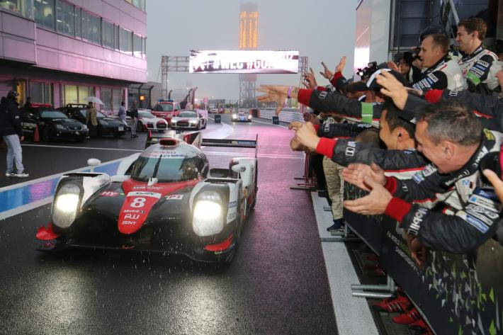 Toyota takes on the 6 Hours of Fuji at home after historic first win at the 24 Hours