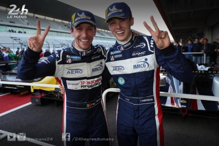 ELMS - United Autosports Head All Ligier Podium; LMP3 and LMGTE Champions Crowned