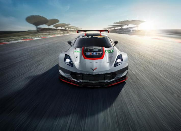 A Corvette Redline for the 6 Hours of Shanghai