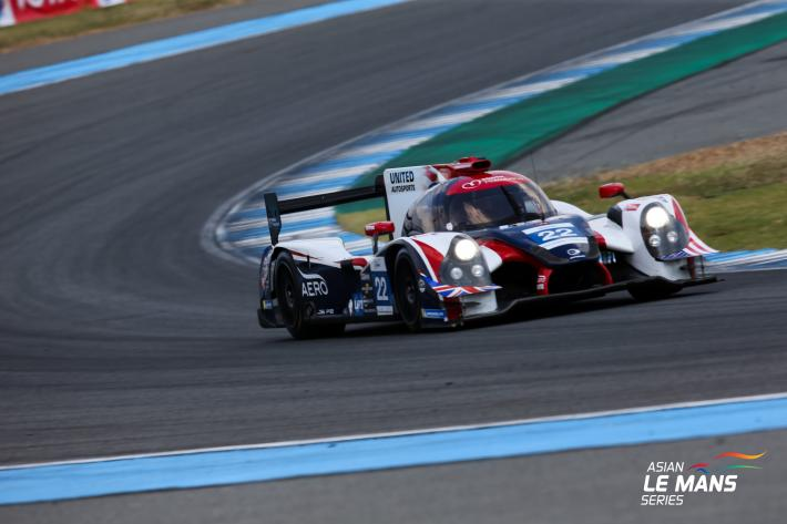Asian Le Mans Series: United Autosports wins the 4 Hours of Buriram