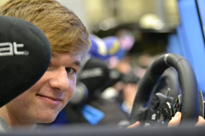 Le Mans Esports Series: Tobin Leigh, the young Brit looking to conquer Le Mans