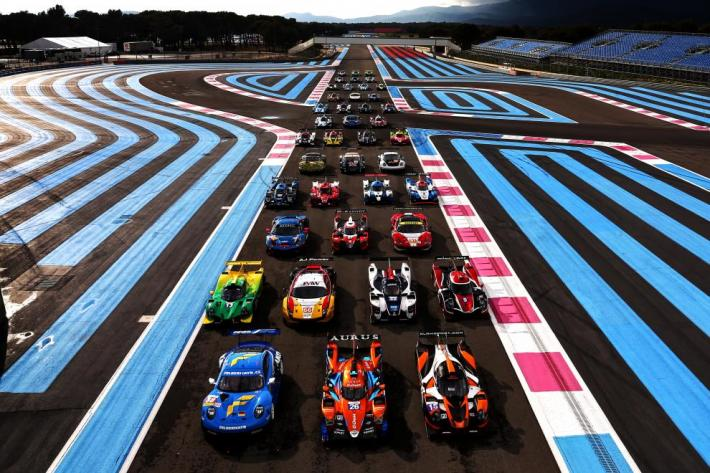 ELMS: A powerhouse grid for this weekend's 4 Hours of Le Castellet