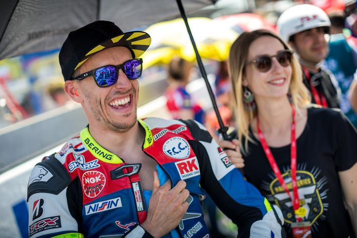 Le Mans 24H Motos : Just 7 days to go, and Freddy's ready!