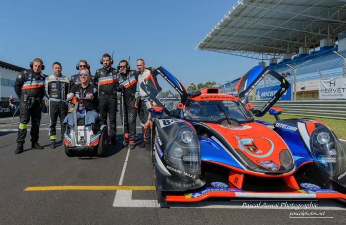 A first for Frédéric Sausset's academy at Road To Le Mans!