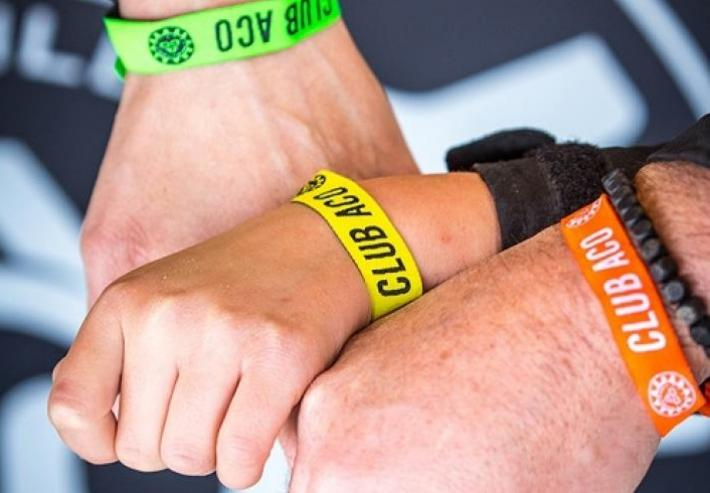 Club ACO – 2019 24 Hours of Le Mans: Don't forget your wristband!