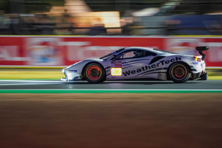 The 2019 24 Hours of Le Mans for WeatherTech Racing (LMGTE Am)