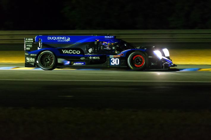 The 2019 24 Hours of Le Mans for Duqueine Engineering (LMP2)