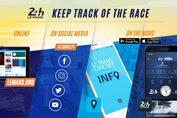 24 Hours of Le Mans – How to watch live!